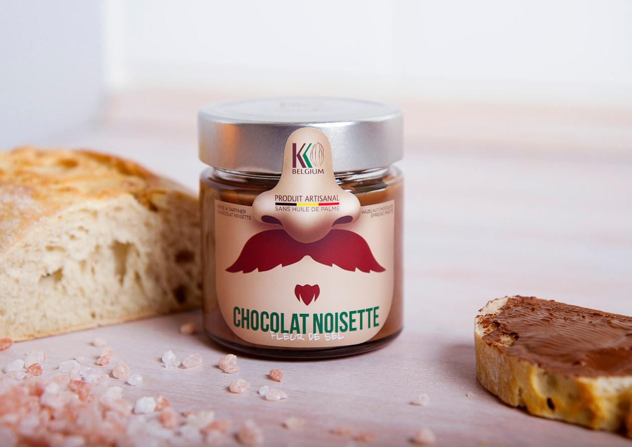 Parfum chocolat noisette