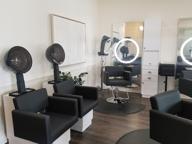 Signature Salon Dryer Chairs