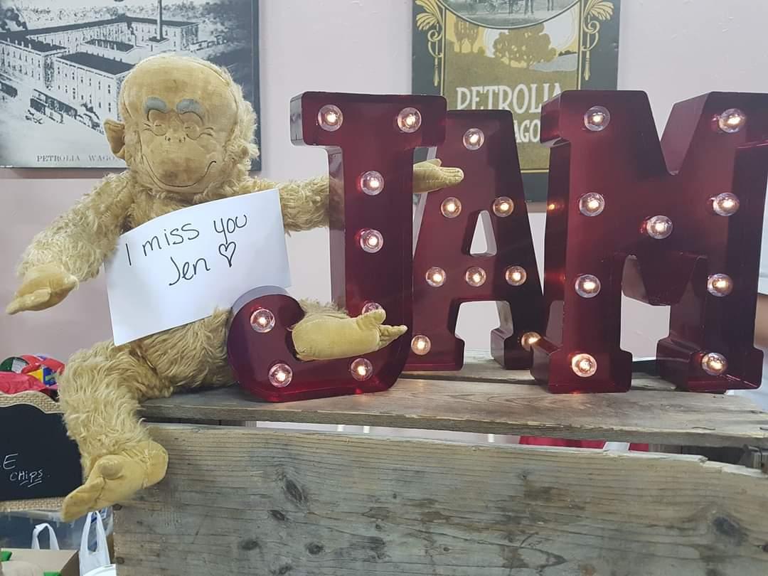 jams and bear