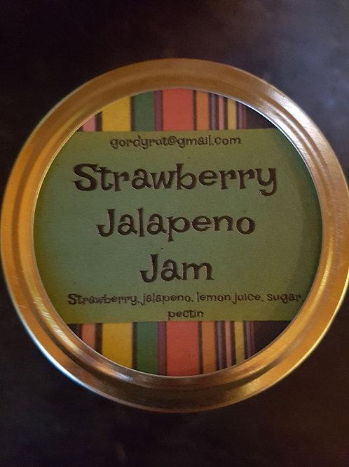 Strawberry Jalapeno (not hot)