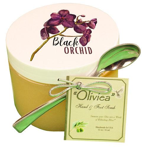 Black Orchid Salt Scrub