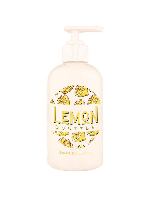 Lemon Souffle Hand & Body Lotion