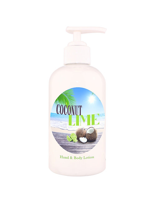Coconut Lime Body Lotion