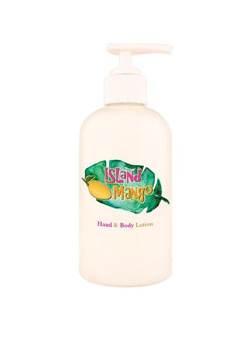 Island Mango Hand & Body Lotion