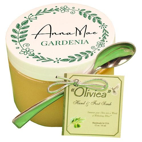 Anna Mae Gardenia Salt Scrub