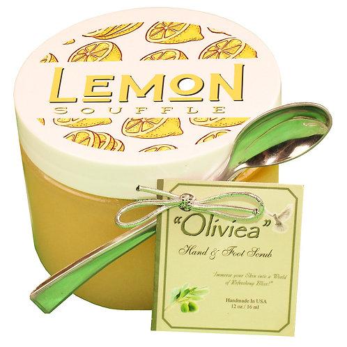Lemon Souffle Salt Scrub