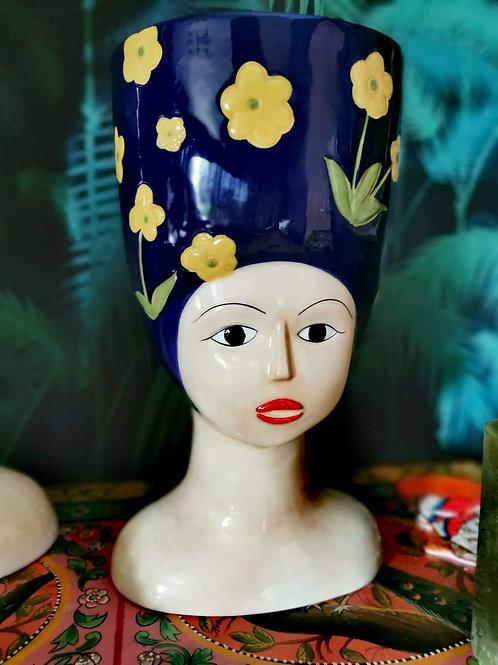 The Lola Bust Vase