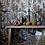 Thumbnail: Jungle smoke blue wallpaper