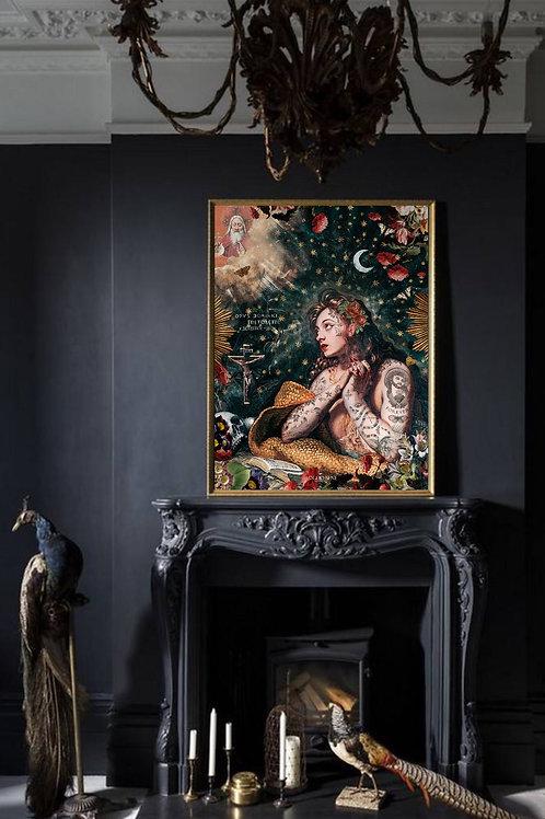 """Marie-Madeleine"" Art Print"