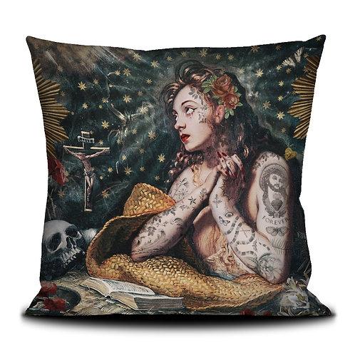 """""""Marie-Madeleine"""" Cushion"""
