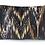 Thumbnail: Thea velvet cushion in lacquer black
