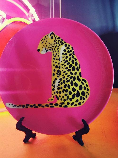 """""""A leopard sits"""" by Wallace Elizabeth"""