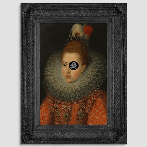 Marge the Marauder Canvas