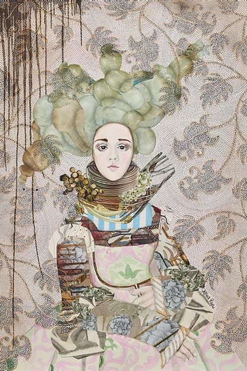 Electrified print by Sabina Pieper