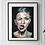 "Thumbnail: ""Attitude"" Art Print by Marta Hutt"