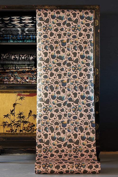 Giraffe Blush Wallpaper