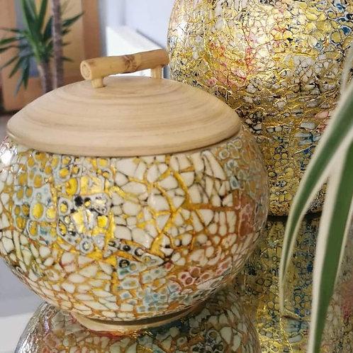 Medium Bamboo pot