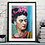 """Thumbnail: """"Frida"""" Art Print by Marta Hutt"""