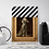 Thumbnail: Limited Edition: The Striped Lady canvas