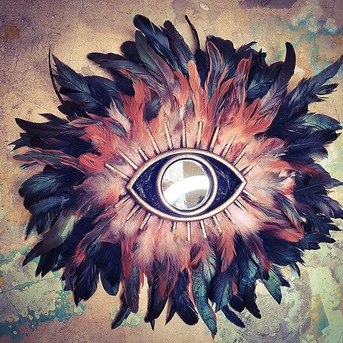 Electric Daisy Juju eye Mirror - Various styles available
