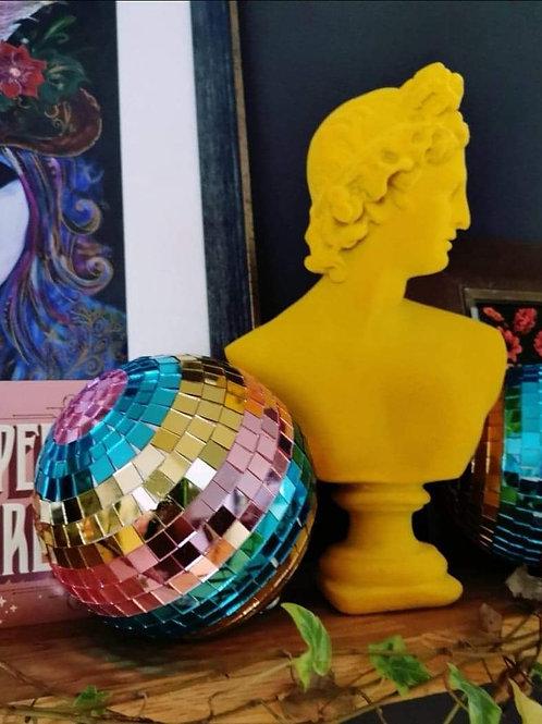 Baby Rainbow Disco Ball