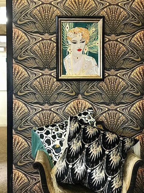 Oyster Wallpaper