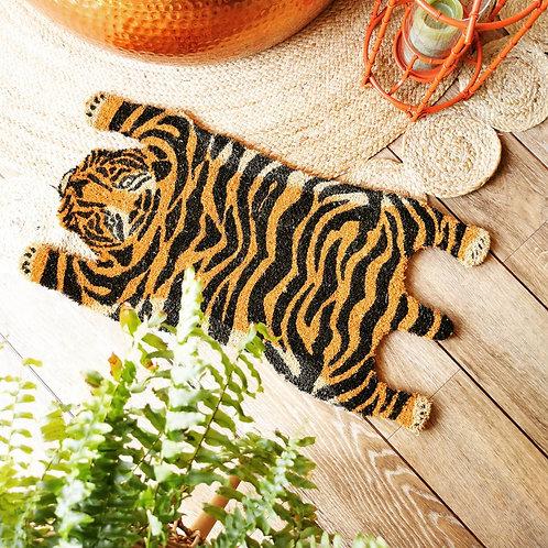 Tiger Door Mat