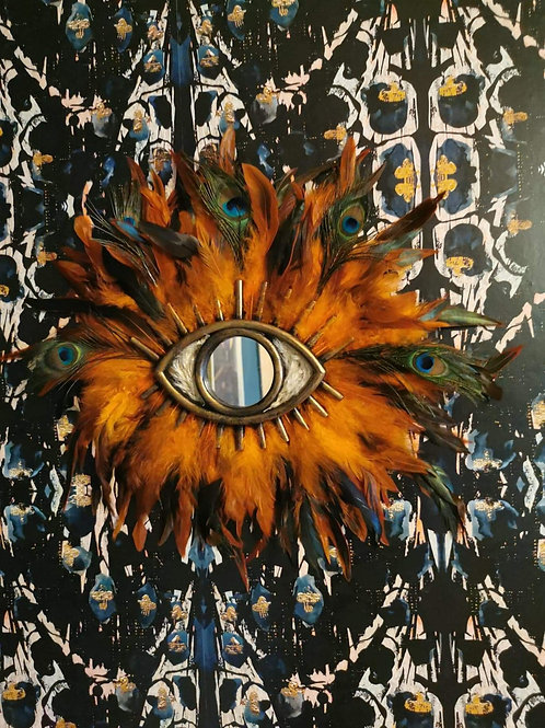 Electric Daisy Juju eye Mirror - Various styles available