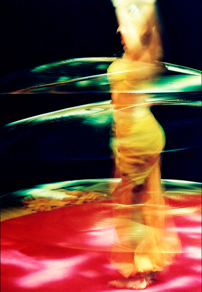Le Cirque du Grand Céleste  ©carole b