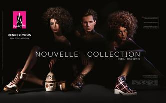 Rendez-vous FW 19-20 DA, Photo, Stylisme : Carole b Model : Alla HMUP : Sonia ©carole b  fashion, shoes, bags, accessories, beauty, photography, art direction, carole b photographe, carole b photography