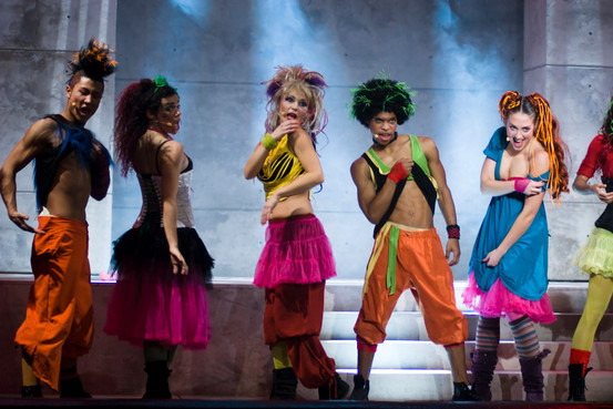 Hair the Musical ©carole b