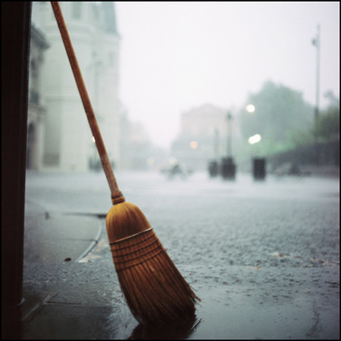 Let it Rain. Shirley Jackson