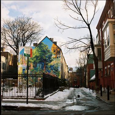 Street of Philadelphia. Bruce Springsteen