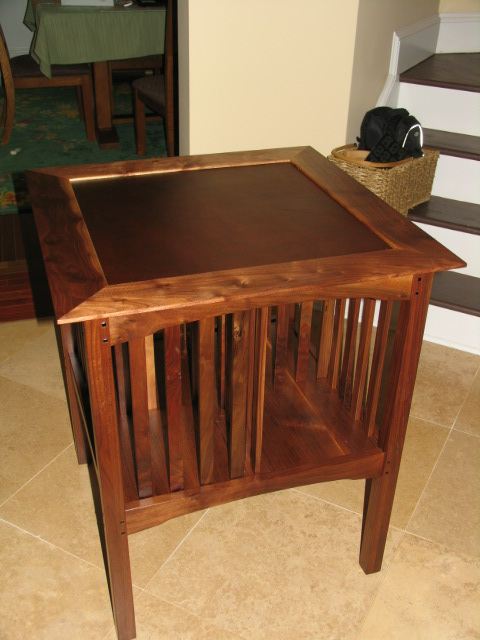 Stickley-GG Library Table.JPG