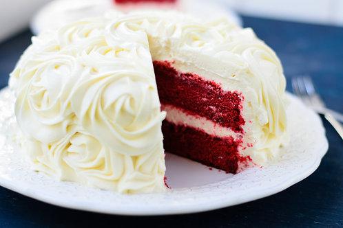 Red Velvet Cake Small 8-10p