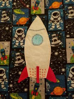 Rocket detail