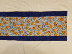 Cosmic sun table runner