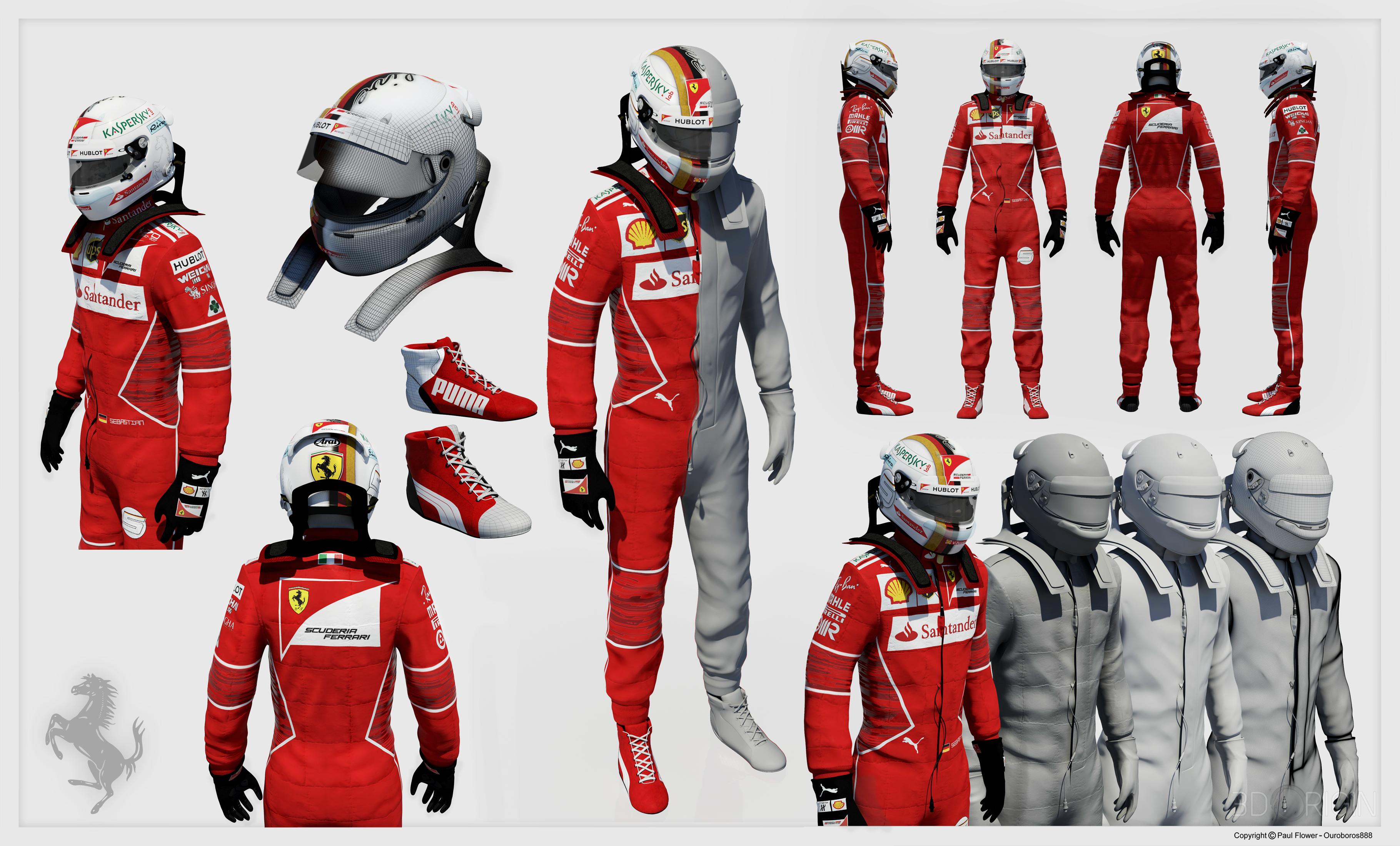 Vettel-3D