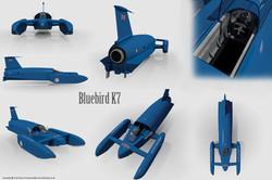 Bluebird K7