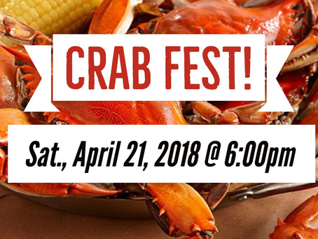 All you can eat CRAB!