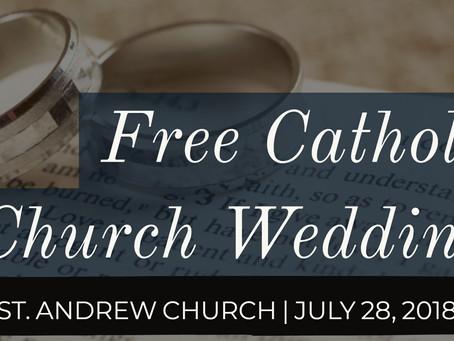 Free Catholic Church Wedding