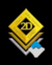 7 Logo for Mettallic Surface big shaddow