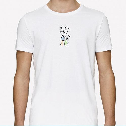 Tee Shirt 'Coiffure'
