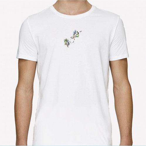 Tee shirt 'Masque'