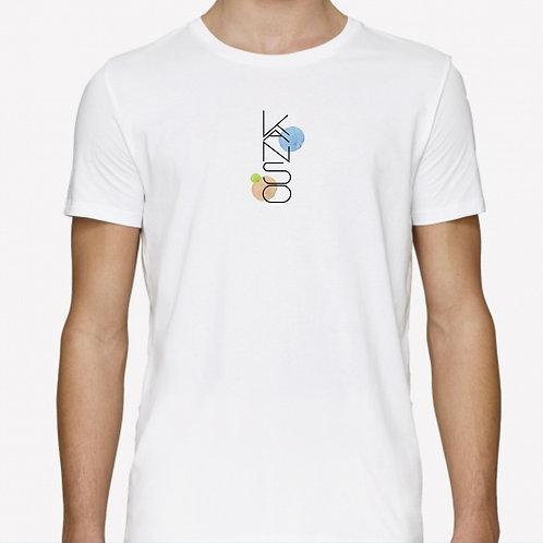Tee Shirt 'Logo' (Fumée)