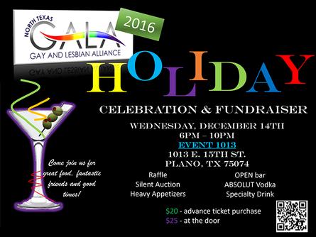 Annual Holiday Celebration & Fundraiser