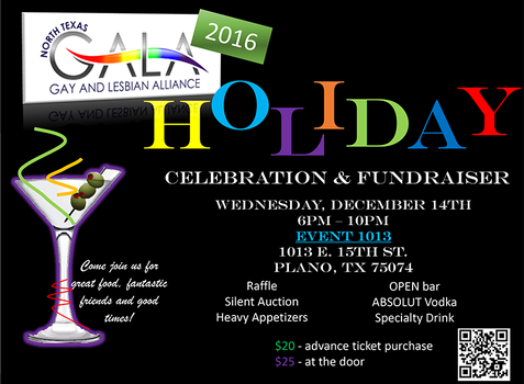 Annual Holiday Celebration & Fundraiser