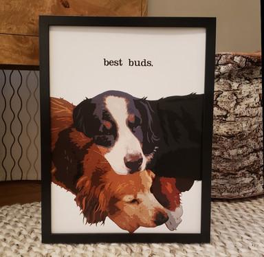 """""""best buds"""""""