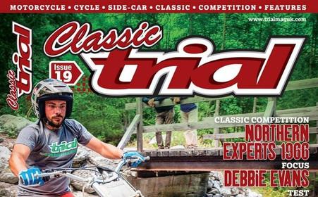 No 19 Classic Trial Magazine