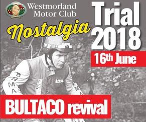 Nostalgia Trial 2018
